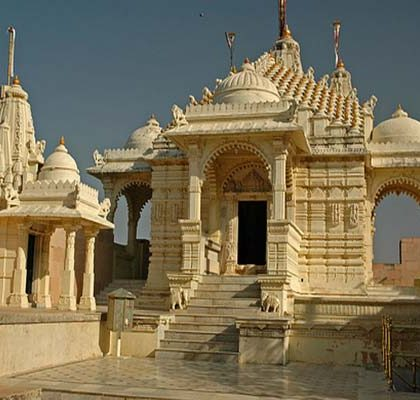 Gujarat Jain Temple
