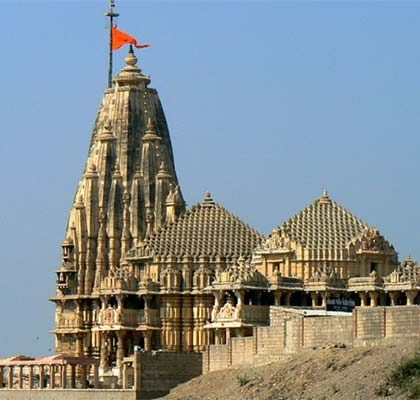 Gujarat With Diu pilgrimage