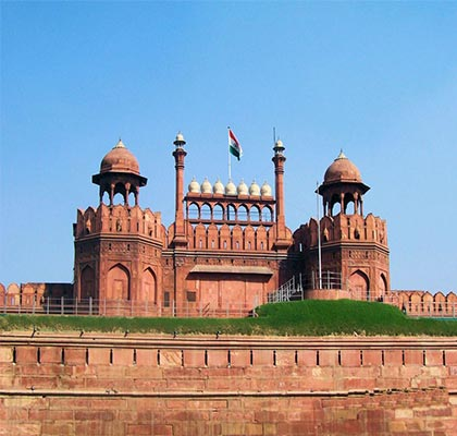 Red-fort-delhi-lal-quila