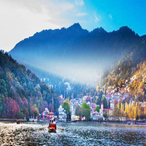 Delhi Nainital Kausani Corbett Tour Package