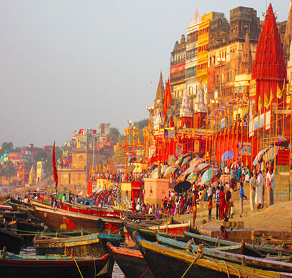 Khajuraho Varanasi Tour Package